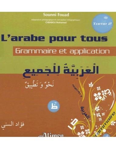 L'arabe pour tous - Grammaire et...