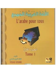 L'arabe pour tous Tome 1