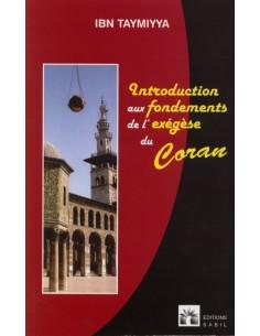 Introduction aux fondements...