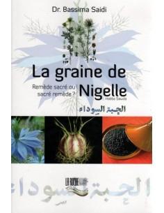 La Graine de Nigelle-Remède...