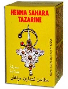 Henne 100% Naturel Sahara...