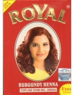 Henné bourgogne Royal -...