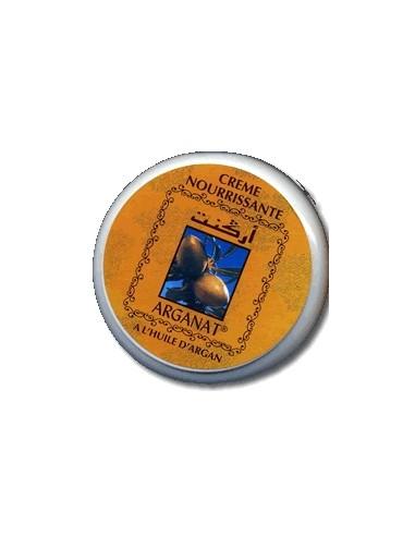 Crème nourissante à l'huile d'Argan...