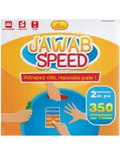JAWÂB SPEED jeu de sociète