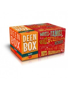 Deen Box Junior - L'Islam en s'amusant - Graines de foi