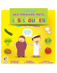 J'apprends mes premiers mots...les légumes