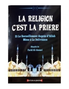 La religion c'est la prière