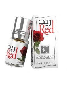 Red parfum de 3ml sans alcool