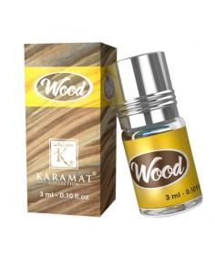Wood parfum de 3ml sans alcool