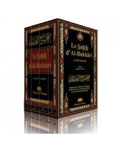 Le Sahih d'Al Bukhari 4tomes