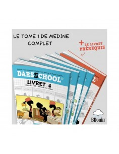 PACK DARSSCHOOL TOME 1 +...