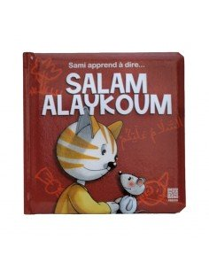 Sami apprend à dire Salam...