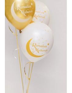 Ballons Ramadan Mubarak