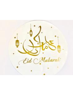 Sticker pour vitres Eid...