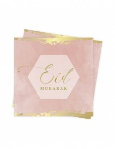 SERVIETTE (12 pieces) Eid...