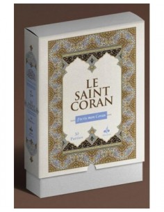 J'ÉCRIS MON CORAN - COFFRET...