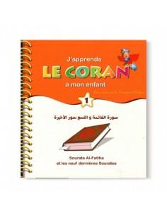 J'apprends Le Coran À Mon...