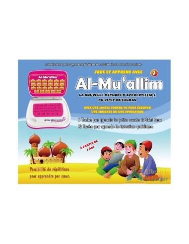 Al Mu'alim -1- ordinateur / jouet...