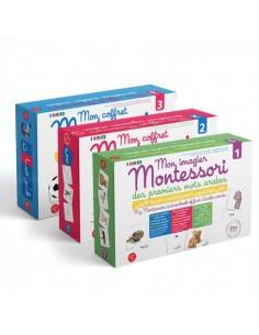 PACK : Coffret Montessori -...