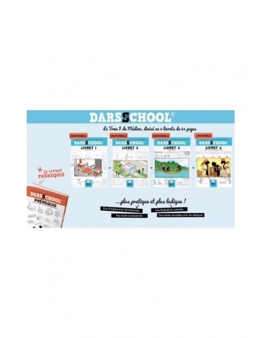 Pack Methode Darsschool (Prérequis +...