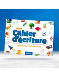 MON CAHIER D'ÉCRITURE...