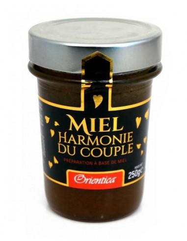 """Miel """"Harmonie du Couple"""" (250g) avec..."""