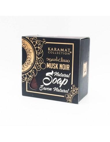 Musk Noir Savon - Karamat Collection
