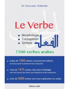 LE VERBE - MORPHOLOGIE,...
