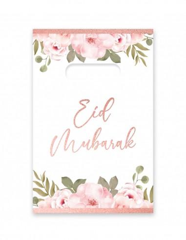Sachets de bonbons Eid Mubarak Or...