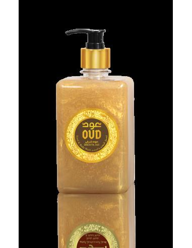 savon liquide parfumé Oriental Oud 500ML