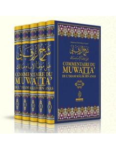Commentaire du muwatta' de...