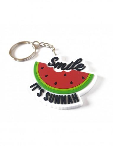 Smile its sunnah - porte clés