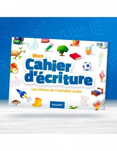 MON CAHIER D'ÉCRITURE - LES LETTRES...